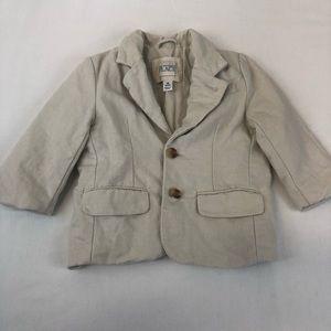 The Children's Place linen/coton coat/blazer